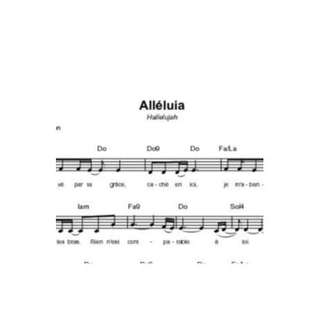 Alléluia - Marty Sampson & Jonas Myrin