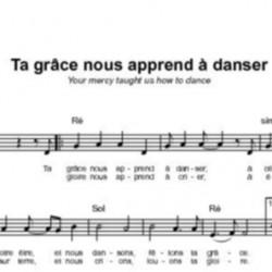 Ta grâce nous apprend à danser - Matt Redman