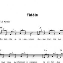 Fidèle - Pierre-Nicolas De Katow