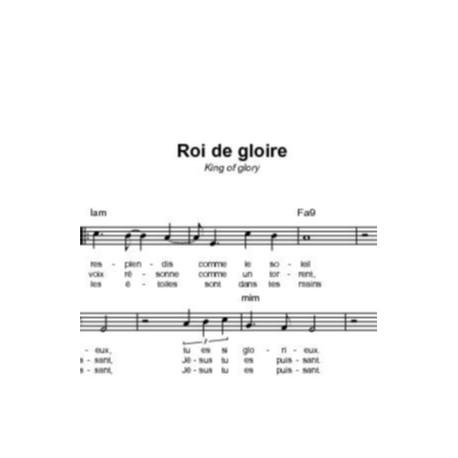 Roi de gloire - Matt Redman & David Gate