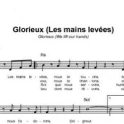 Glorieux (Les mains levées) - Chris Tomlin & Jesse Reeves