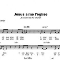 Jésus aime l'Eglise - Michael Sanderman