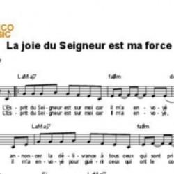 La joie du Seigneur est ma force - Samuel Olivier