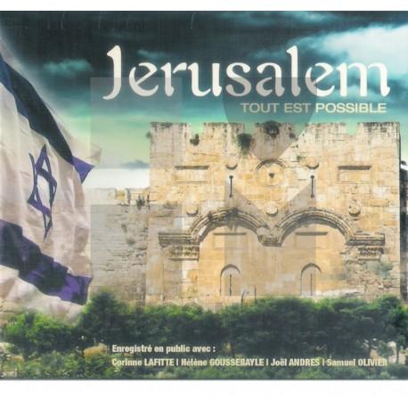 Jérusalem Tout est possible