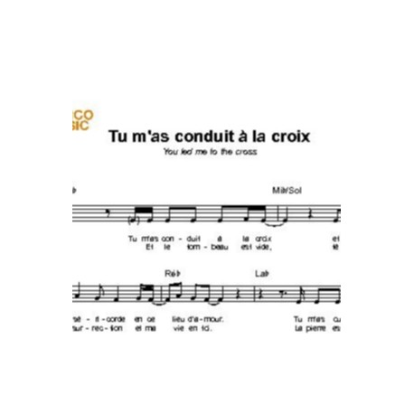 Tu m'as conduit à la croix - Matt Redman
