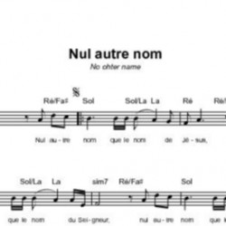 Nul autre nom - Robert Gay
