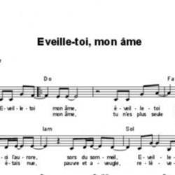 Eveille-toi, mon âme - Samuel Olivier