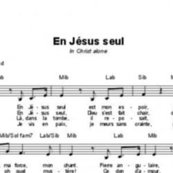 En Jésus seul - Stuart Townend, Keith Getty