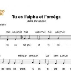 Tu es l'alpha et l'oméga - Erasmus Mutanbira