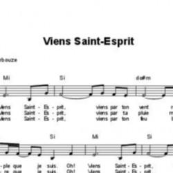 Viens Saint Esprit - Elisabeth Bourbouze