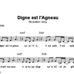 Digne est l'Agneau - Jennie Lee Riddle