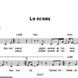 Le sceau - Samuel Olivier