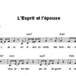 L'Esprit et l'Epouse - Corinne Lafitte